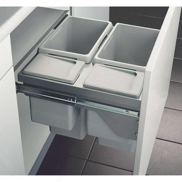 Soft-Closing Euro-Cargo Recycling Center - 461460100 ...